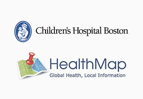 Healthmap & Boston Children's Hospital